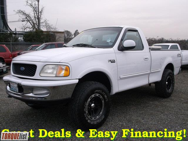 torquelist for sale trade 1997 ford f150 4x4 lifted w low miles free warranty payments. Black Bedroom Furniture Sets. Home Design Ideas
