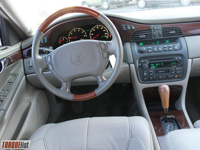 TORQUELIST - For Sale/Trade: 2000 Cadillac Deville DTS *FREE ...