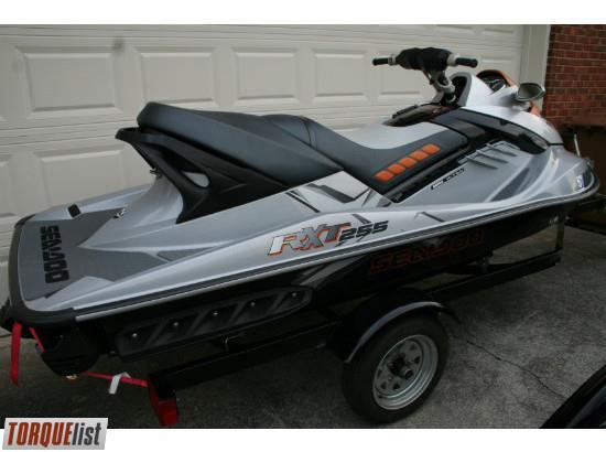 TORQUELIST - For Sale: 2008 Sea Doo RXT-X 255