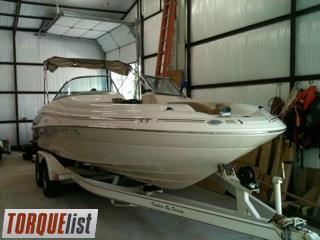TORQUELIST - For Sale: 1999 Sea Ray 210 Sundeck