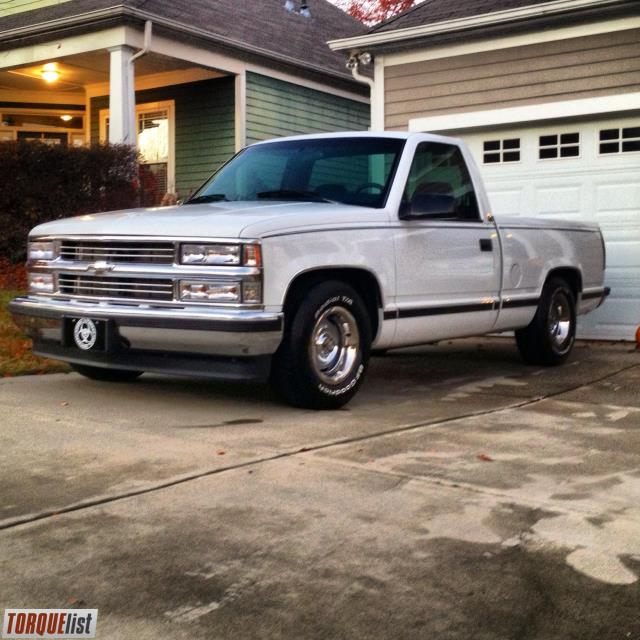 For Sale: 1995 Cevrolet Silverado 1500 2WD