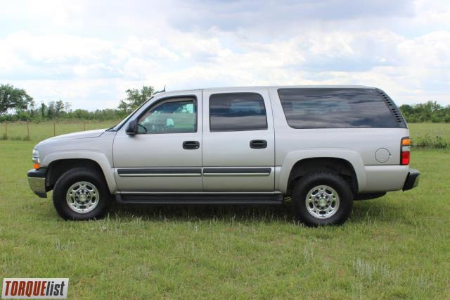 torquelist for sale 2005 chevy suburban 2500 3 4 ton armored. Black Bedroom Furniture Sets. Home Design Ideas