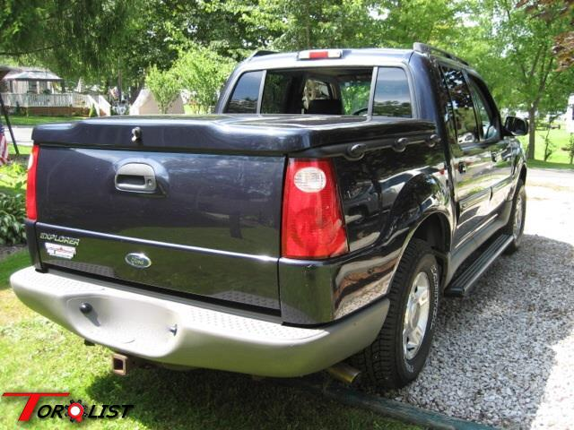 Torquelist For Sale 2001 Ford Explorer Sport Trac