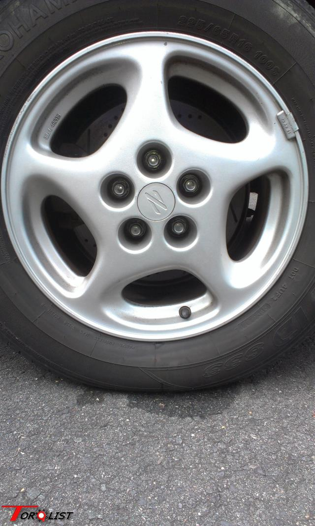 Nissans For Sale >> TORQUELIST - For Sale/Trade: 4x 16-inch Wheels - Rims with ...