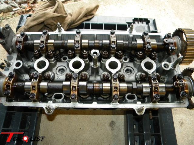 TORQUELIST - For Sale: Honda B-Series Cylinder Head, Fresh