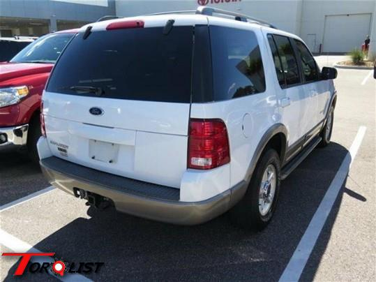 2002 Ford Explorer Eddie Bauer For Sale