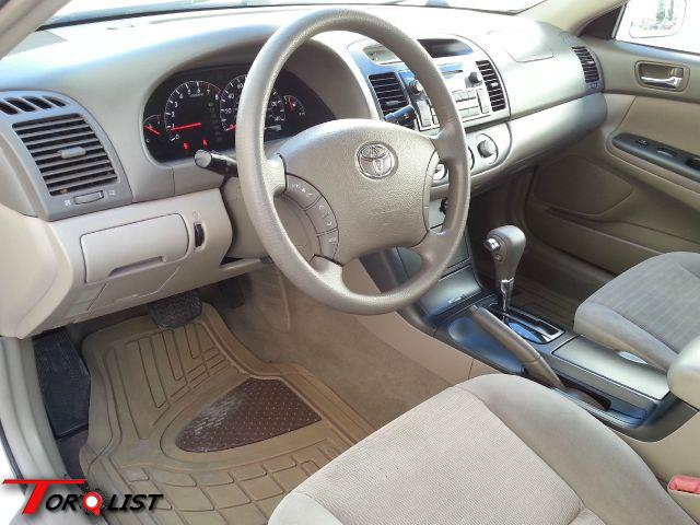 Torquelist For Sale 2005 Toyota Camry Le At Affordable Price
