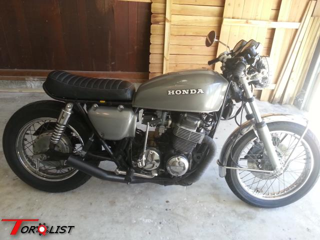 TORQUELIST - For Sale: 1978 Honda CB750, cb 750, Cafe, rat ...