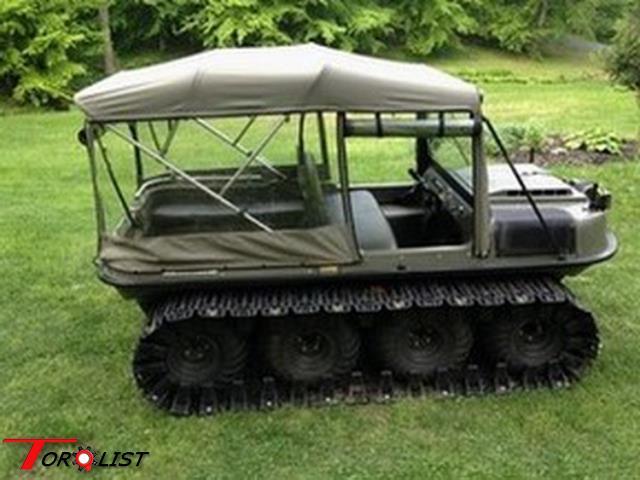 Argo ATV – The world's most versatile All-Terrain Vehicles