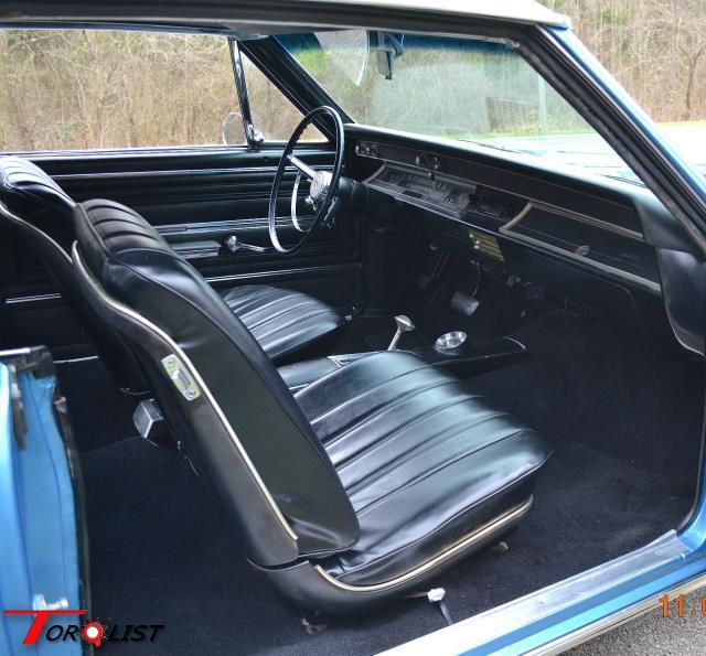 TORQUELIST - For Sale: 1966 CHEVELLE SS 396 TRIBUTE