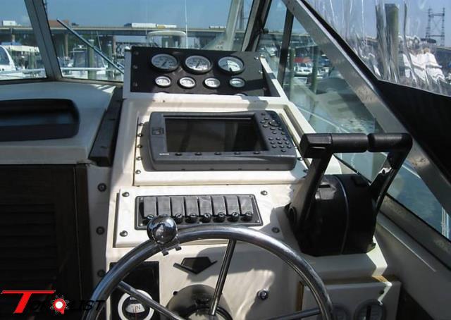TORQUELIST - For Sale: 1981 Grady White 25 5 Sailfish Hardtop Twin 225
