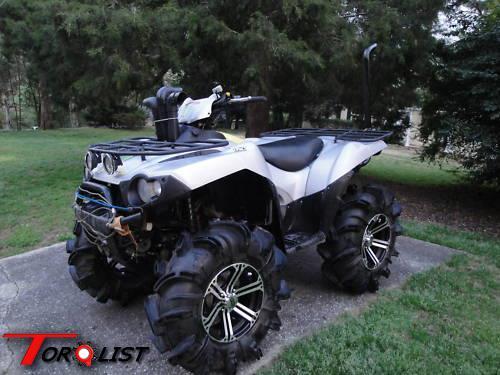 TORQUELIST - For Sale: 2007 Kawasaki Brute Force 4x4 750 Lift 32s ATV