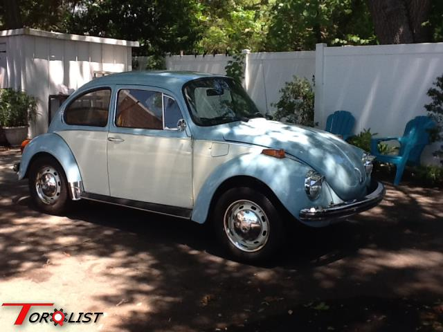 torquelist  sale  vw super bug private owner