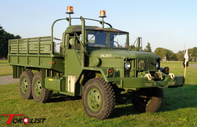 TORQUELIST - For Sale: Military Truck M35A2 Deuce