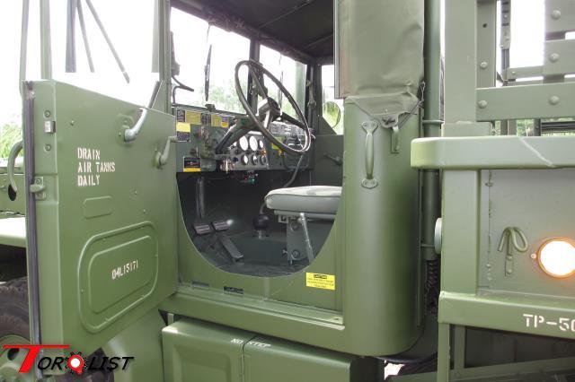 TORQUELIST - For Sale: Military Truck M35A2 Deuce