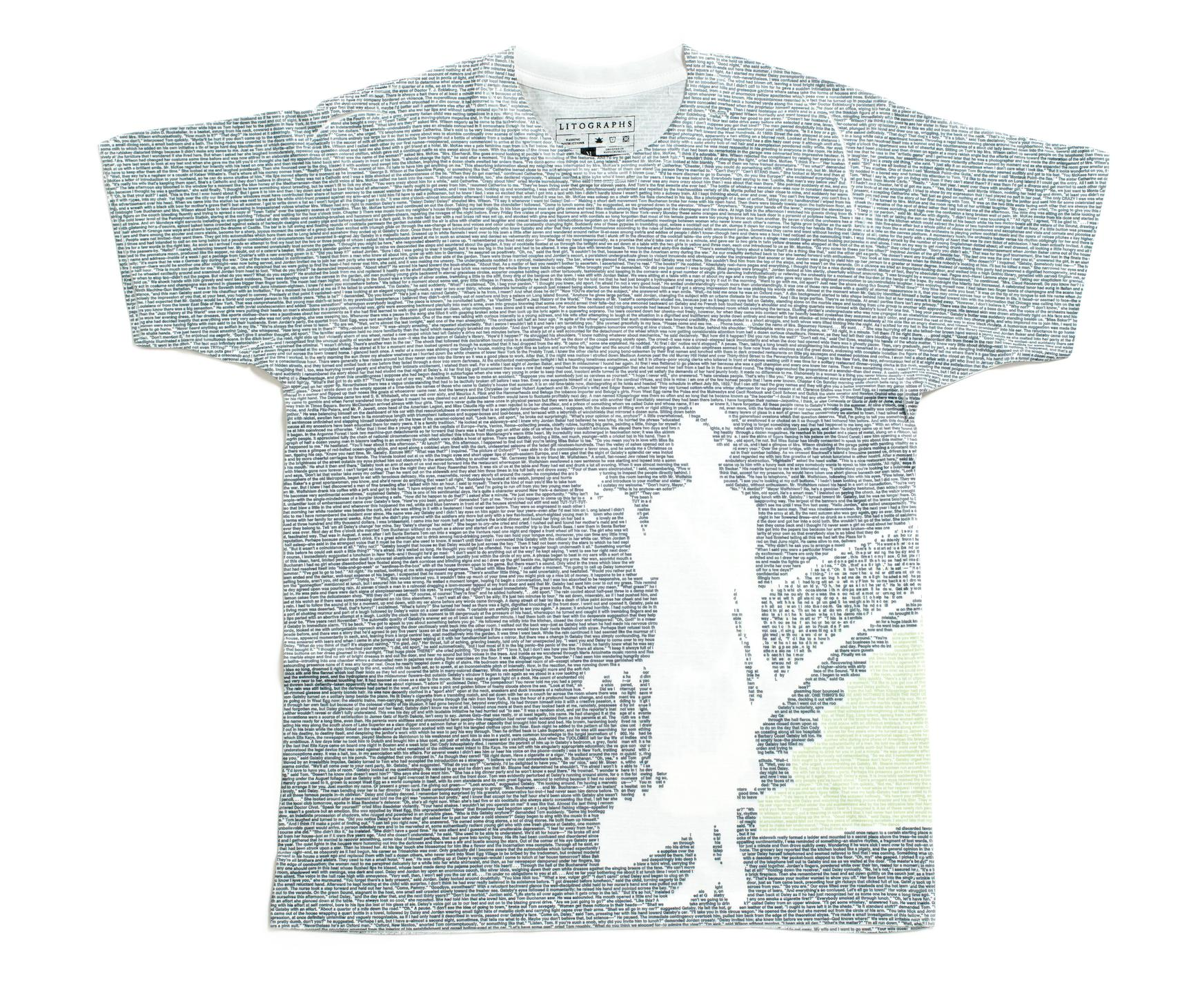 Litographs | Books on T-shirts, Posters, and Tote Bags