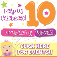 10 Year Anniversary Giveaways at LittleDressUpShop.com