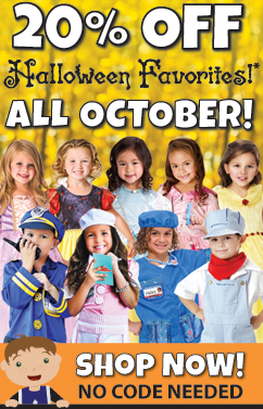 2014 Halloween Costume Deals