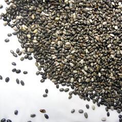 Chia seed w