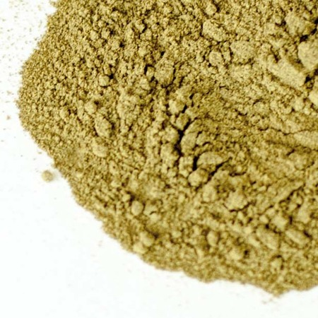 Tea green powder