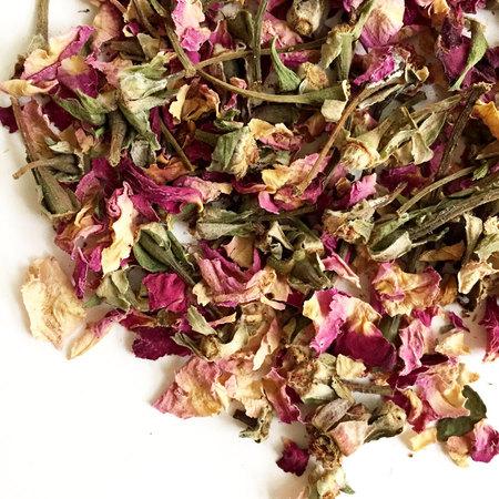 Rosebuds pink