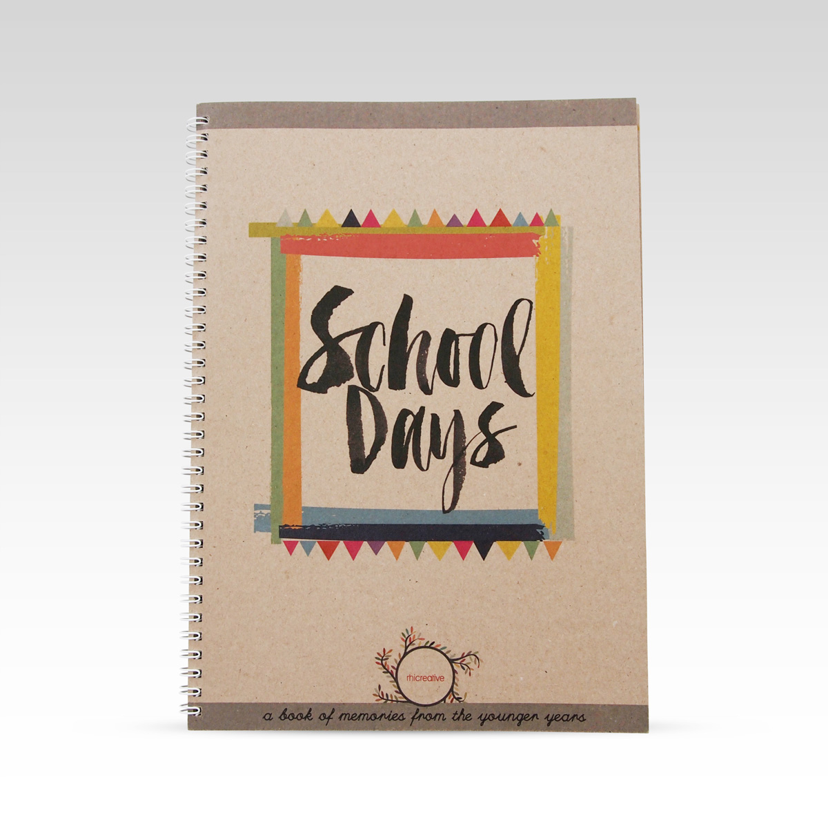 School Days Book | school-days-cover.jpg