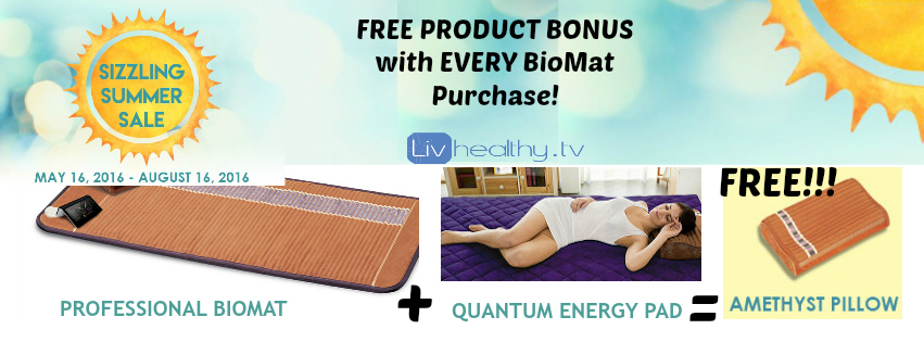 BioMat Summer Promotion