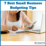 Icon 7 best small business budgeting tips