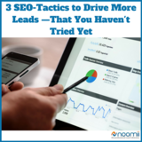 Icon 3 seo tactics to drive more leads  that you haven t tried yet