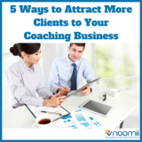 Icon 5 ways to attract more clients to your coaching business