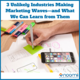Icon 3 unlikely industries making marketing waves and what we can learn from them