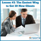 Icon lesson  3  the easiest way to get 10 new clients