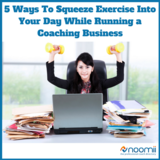 Icon_5_ways_to_squeeze_exercise_into_your_day_while_running_a_coaching_business