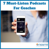 Icon 7 must listen podcasts for coaches