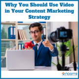 Icon why you should use video in your content marketing strategy