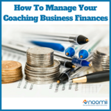 Icon how to manage your coaching business finances