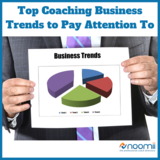 Icon top five coaching business trends to pay attention to