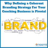 Icon why defining a coherent branding strategy for your coaching business is pivotal