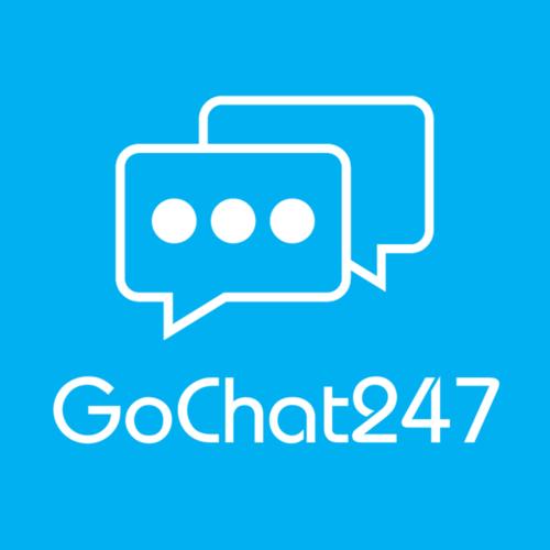 GoChat247 logo