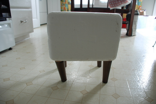 cooler with furniture legs