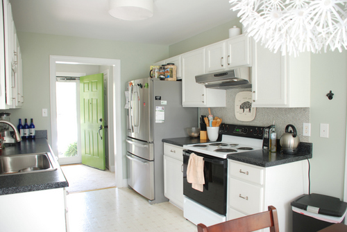 olympic balsam kitchen paint