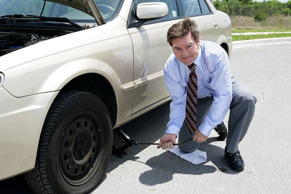 How to Survive Your First Flat Tire!