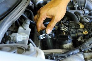 Ignition coil diagnosis