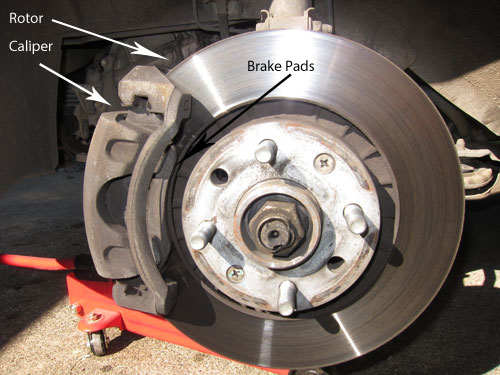 DO YOU NEED TO CHANGE ROTORS WITH BRAKE PAD REPLACEMENTS?