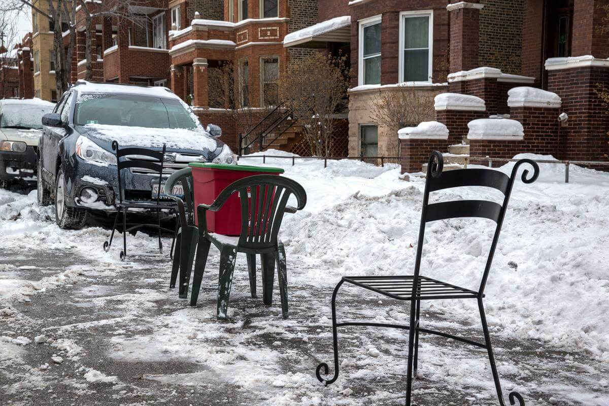 HOW TO TAKE CARE OF YOUR CAR DURING FREEZING WEATHER IN CHICAGO?