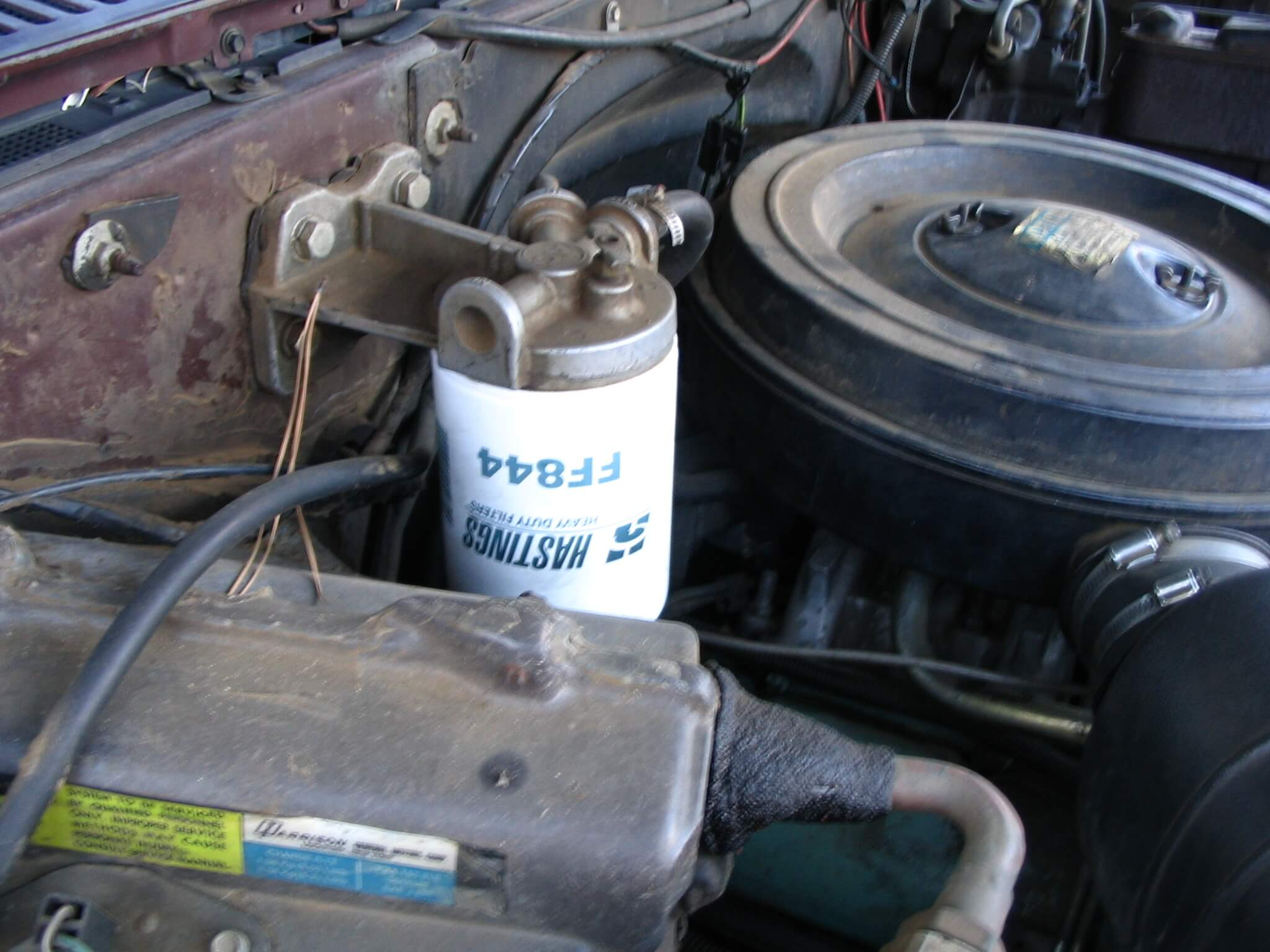 Types Of Filters In A Car And Its Importance