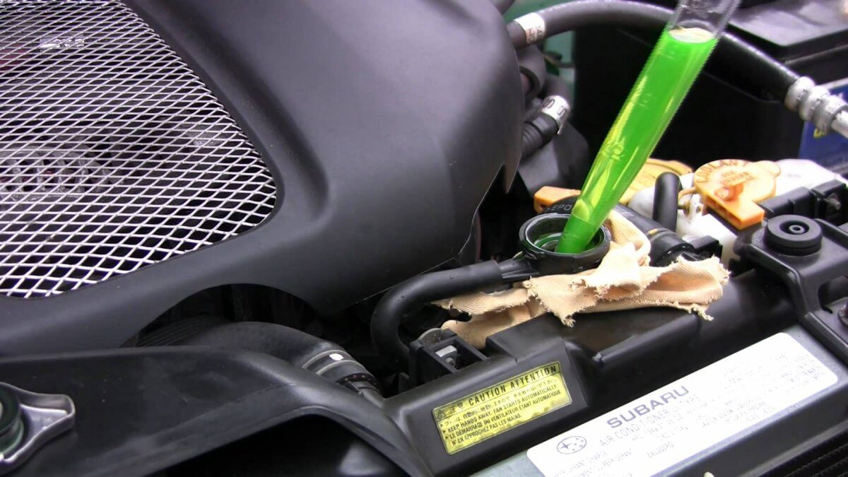 HOW OFTEN YOU NEED TO PERFORM RADIATOR COOLANT FLUSH SERVICE ON YOUR CAR?