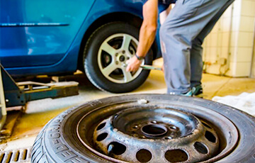 Reasons For Flat Tire And Tire Replacement