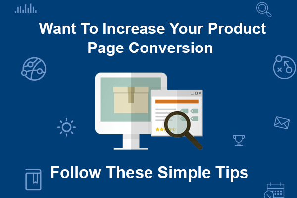 product page conversion tips