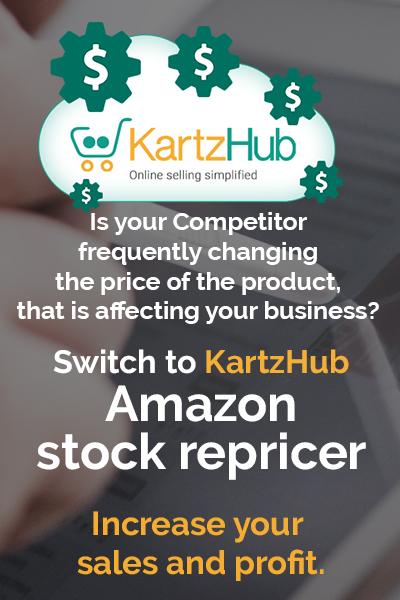 Amazon Stock Repricer